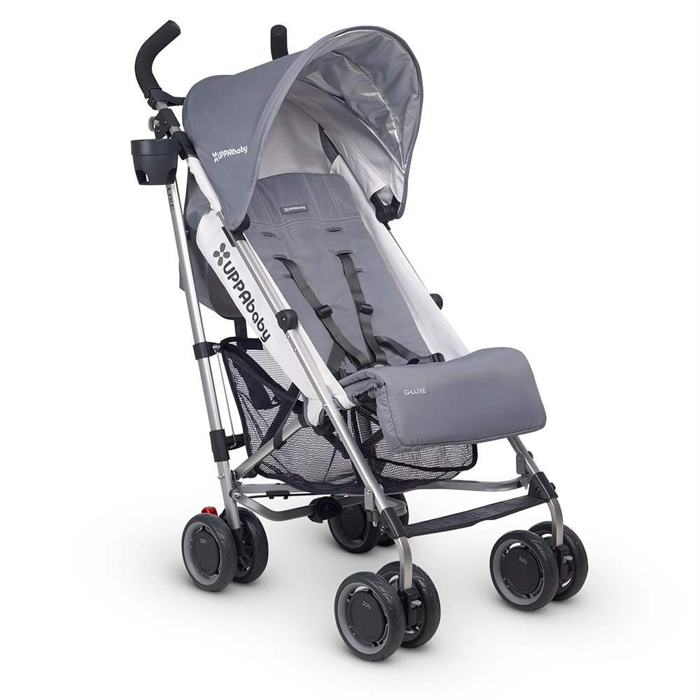 UPPAbaby G-LUXE Stroller, Pascal (Grey)