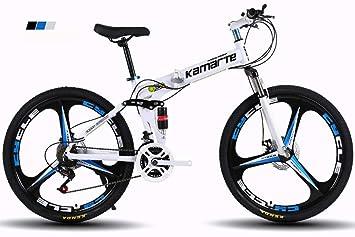 KTM Bicicleta de montaña Bicicleta Plegable Rueda de 24-26 Pulgadas, Tres Opciones de