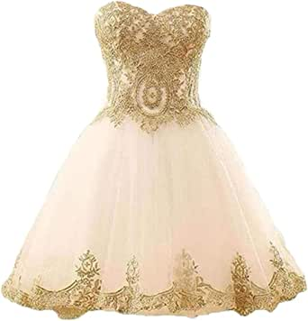 Amazon.com: chu gu Chugu Short Prom Dress For Women