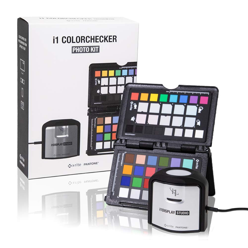 X-Rite i1 ColorChecker Photo Kit (EODISSTUCCPP-B) - i1Display Studio and ColorChecker Passport Photo 2 by X-Rite