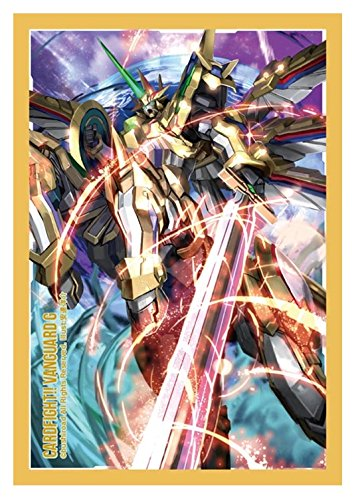 Vanguard G Super Cosmic Hero X Gallop Mini Card Game Character Sleeves Anime Vol.210 by Bushiroad