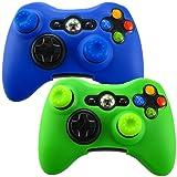 Pandaren Soft Silicone Skin Cover for Xbox 360