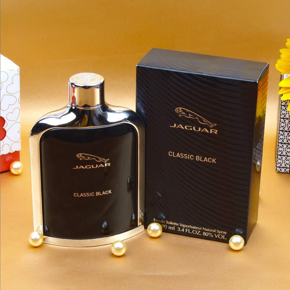 Jaguar Black Agua de toilette, 100 ml: Amazon.es