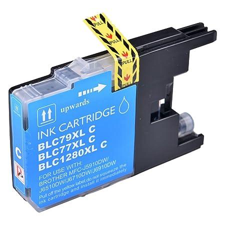 PerfectPrint - 12 cartuchos de tinta LC-1280 de impresora ...