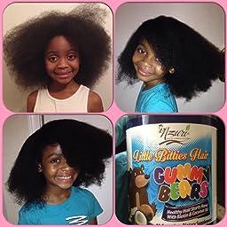 Amazon.com : Nzuri Little Bitties Children Hair Vitamin