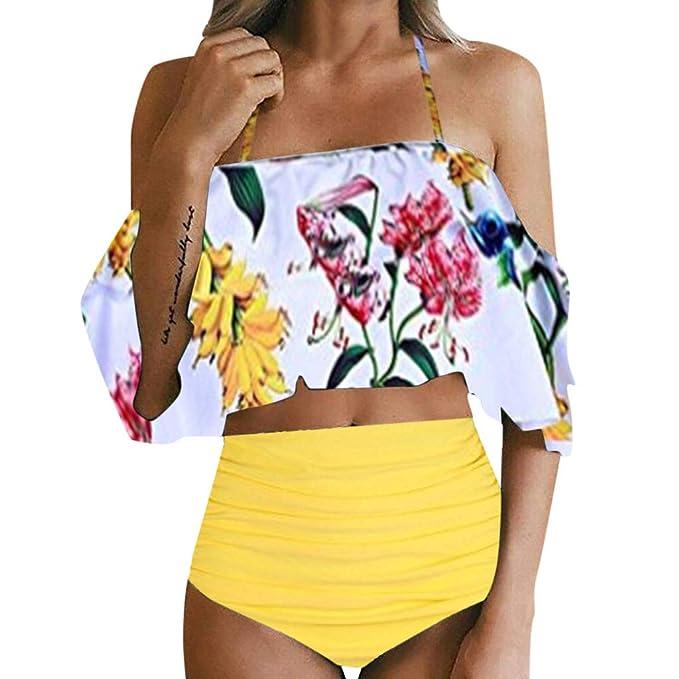 Berimaterry Verano 2019 Ropa Traje De BañO Bikini Mujer Sexy ...