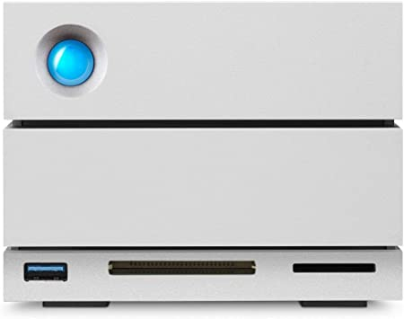 Lacie 2big Dock Thunderbolt 3 External Hard Drive 32tb Computers Accessories
