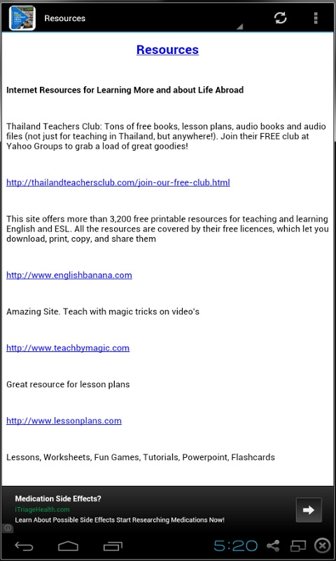 Amazon.com: 120 Hour TEFL Course: Appstore for Android