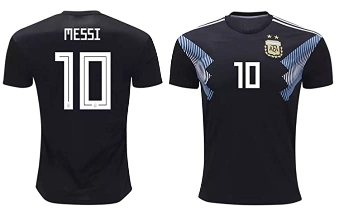 Lionel Messi #10 Argentina Soccer Jersey Home/Away Adult Mens Sizes Football World Cup Premium Gift