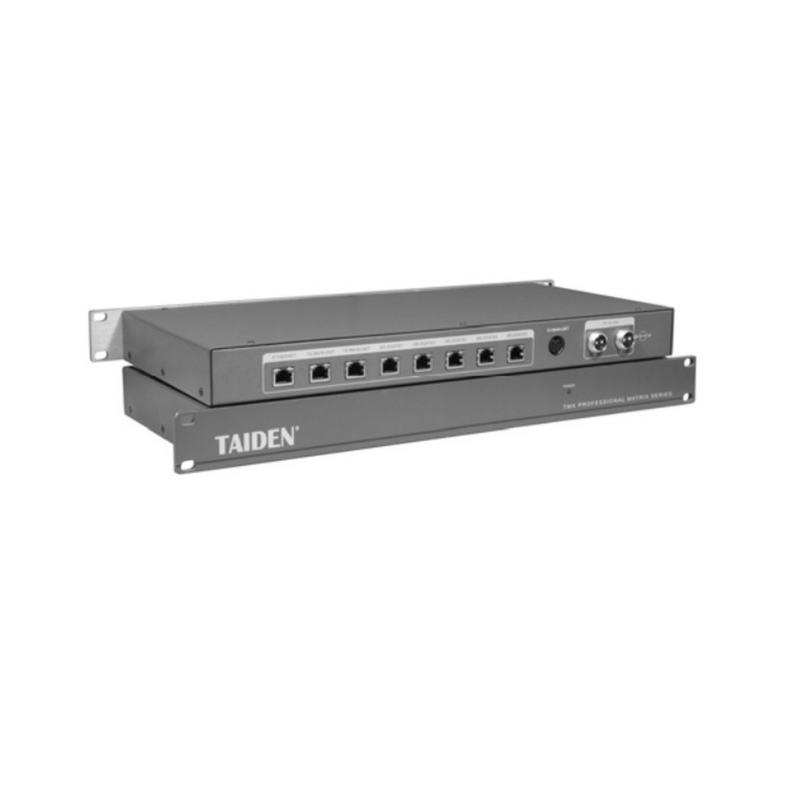 Media Vision HCS-8300KMX | Congress Gigabit Network Switcher by Media Vision