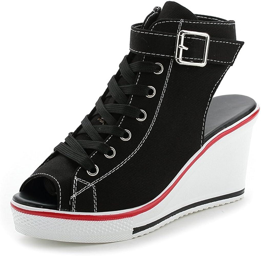 Cheap Wedge Heel Sneakers