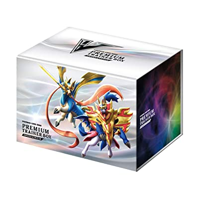 Pokemon Card Game Sword & Shield Premium Trainer Box Sword & Shield: Toys & Games
