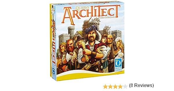 Queen Games 20020 - Queen´s Architect, Juego de Mesa: Schächtele, Volker: Amazon.es: Juguetes y juegos