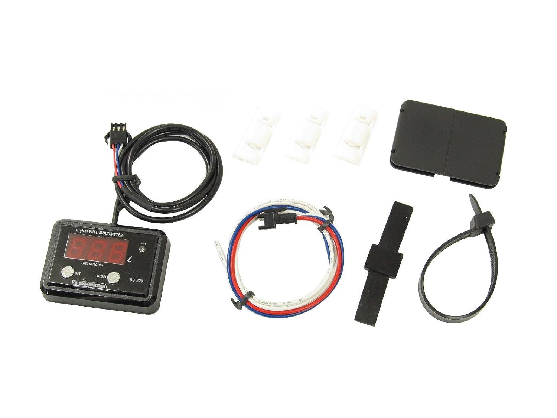 プロテック (PROTEC) 11504 デジタルフューエルメーター  06-FZ-1 DG-Y02   B00HJ0YTYC