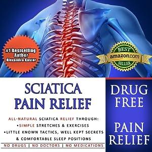 Sciatica Pain Relief Audiobook