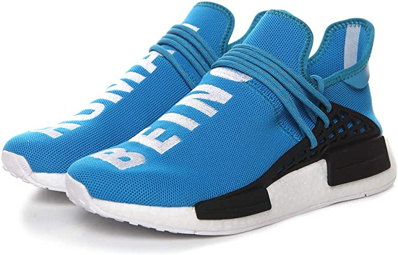 Human Race NMD Trail Pharrell Williams Sunglow Hommes Femmes Training Shoes Running Gym Sneakers