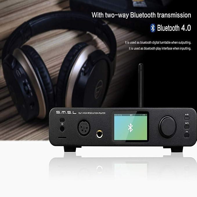 Amazon.com: Dilvpoetry SMSL DP3 Hifi - Reproductor de audio ...