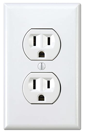 Amazon.com: Funny Prank Instant Power Electrical Outlet Electric ...