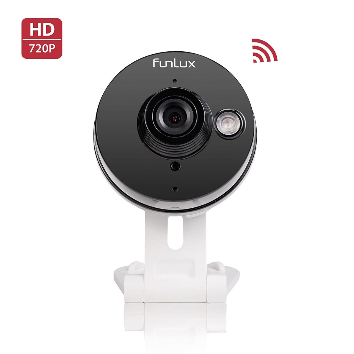 Amazon.com : Funlux Mini WiFi Megapixel 720P HD Wireless IP ...