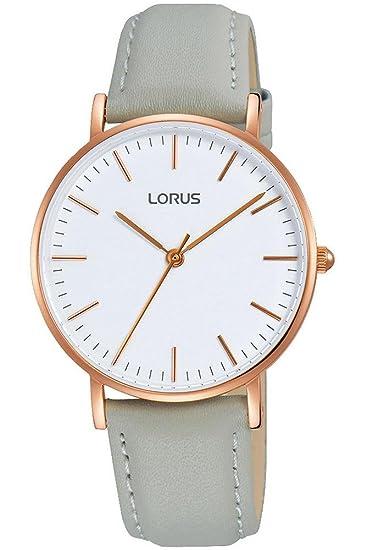 9898a898fb25 Reloj Analógico marca Lorus Modelo  RH886BX8 color Oro Rosa para Dama
