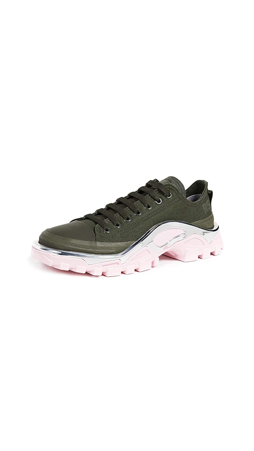 check out 830bb 26f29 Amazon.com  adidas Womens RAF Simons Detroit Runner Sneakers  Fashion  Sneakers