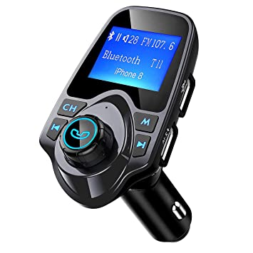 Mpow transmetteur FM Bluetooth Mpow Kit de