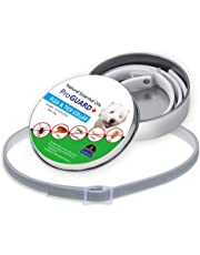 Flea and Tick Collar for Dogs Adjustable Tick Collar Perfect for Small Medium and Large Dogs Tick Collar Prevention for Dogs Natural Formula