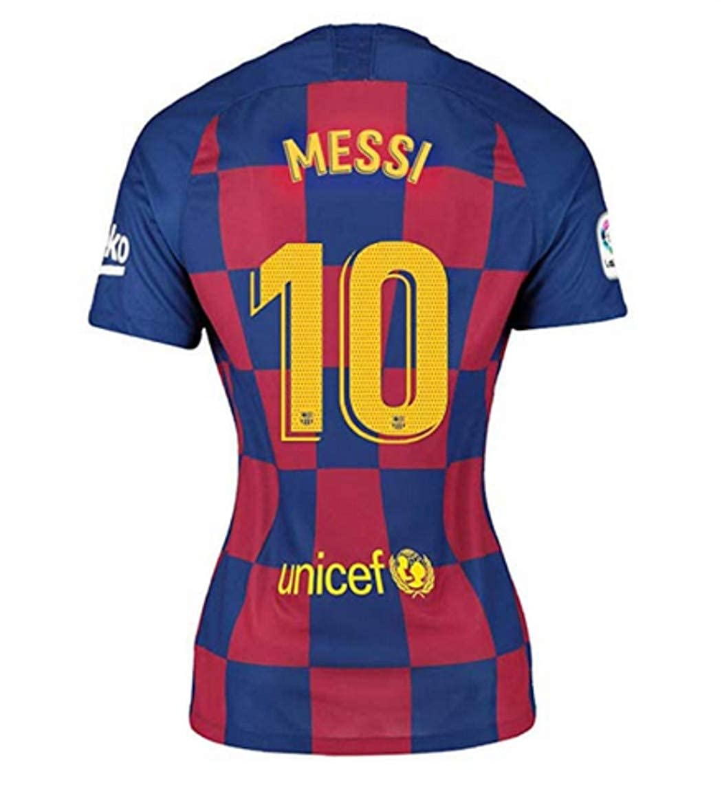 info for 09d18 2b425 Amazon.com: Messi Jersey for Women - Barcelona #10 Lionel ...