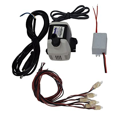 NVR Water Fountain LED and Motor set