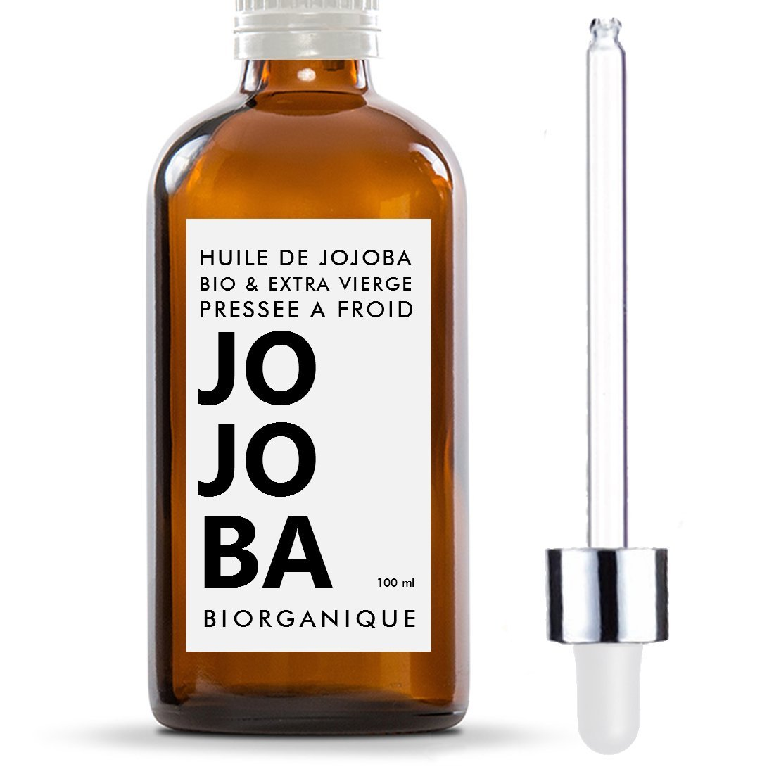 Huile de Jojoba Bio pas cher soin cheveux