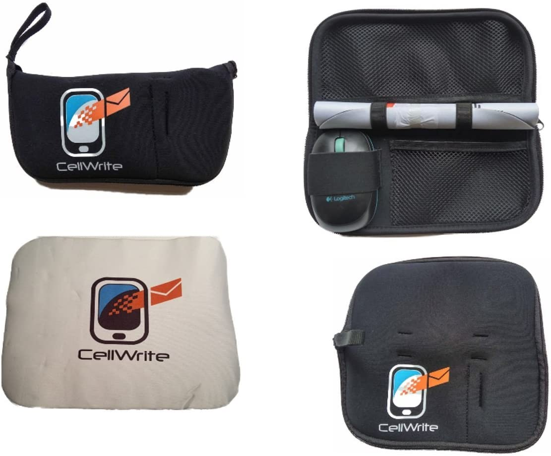 On The Go CellWrite OTG Package Kit for Mobile Devices IOS /& ANDROID Accessories COMBO