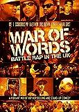 War of Words - Battle Rap in the UK [DVD]