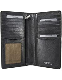 Tuscany 45 Secure RFID Blocking Genuine Leather Wallet