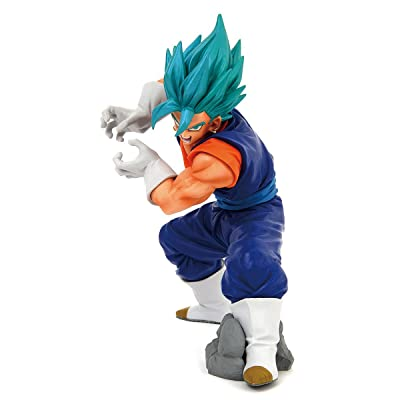 Banpresto Dragon Ball Super Final Kamehameha Super Saiyan God SS Vegito Action Figure: Toys & Games