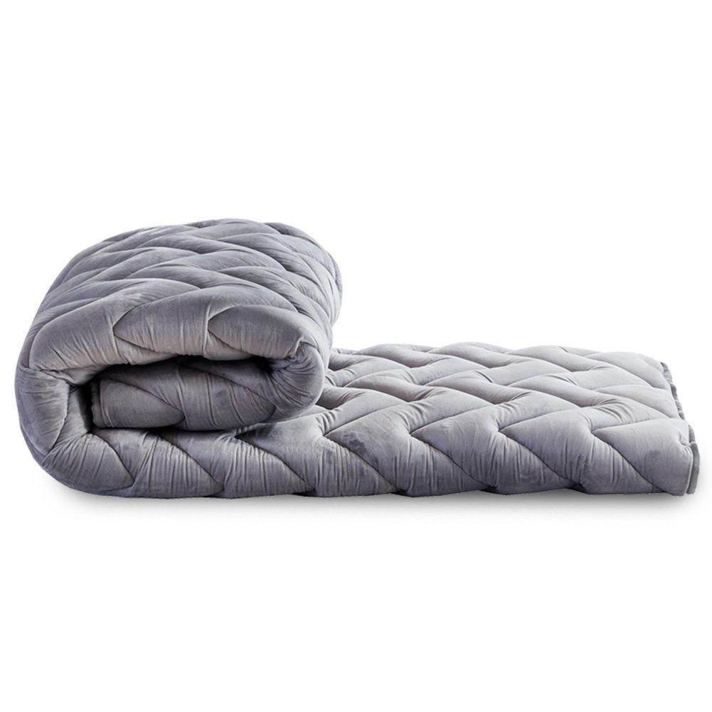 hxxxy Materasso letto futon, Materasso tradizionale, Materassino waterfoam, Pieghevole-A 90x190cm(35x75inch) nchyba