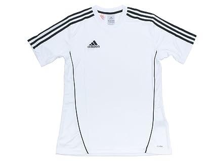 adidas Camiseta Estro Blanca-Negra Talla L