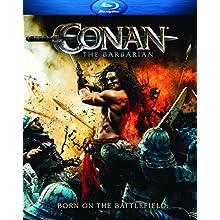 Conan the Barbarian (Two-Disc Combo: Blu-ray 3D / Blu-ray / DVD) (2011)