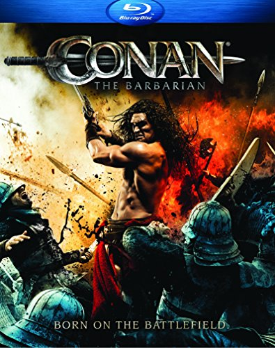 Blu-ray 3D : Conan the Barbarian (2011) (3D) (With Blu-Ray, With DVD, Digital Theater System, , Widescreen)