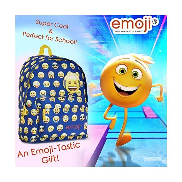 Emoji Zaino Scuola, Zaini Scuola Media E Elementare, Zainetto Ragazza E Ragazzo, Cartella Divertente Con Emoji Cacca E… 4 spesavip