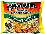 Maruchan Chicken Tortila Noodle Soup