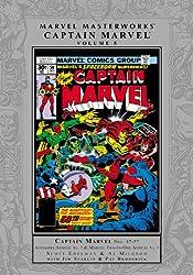 Marvel Masterworks: Captain Marvel Volume 5 (Marvel Masterworks: Captain America)