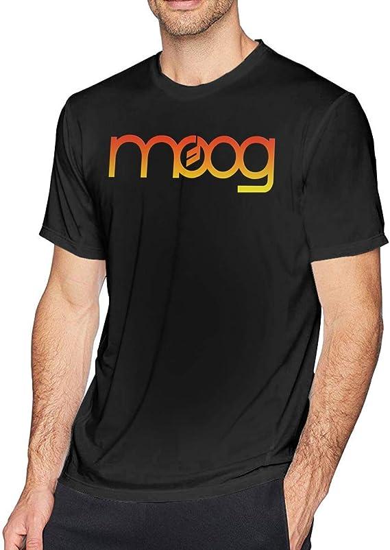 AYYUCY Camisetas y Tops Hombre Polos y Camisas O-Neck Fashion Moog ...