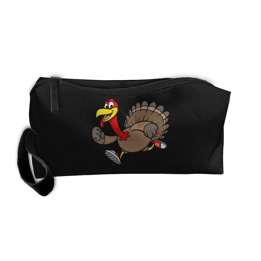 70%OFF GNMB Running Turkey Handaes Portable Toiletry Cosmetic Bag  Waterproof Makeup Make Up Wash 6e16c5f635