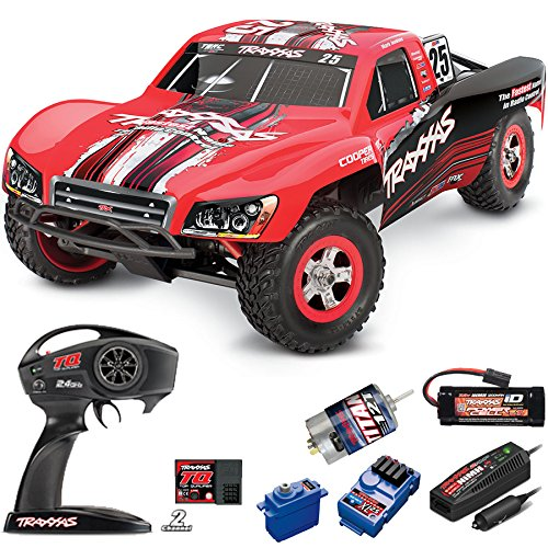 TRAXXAS 70054-1 Slash: 1/16 Scale 4WD Electric Short Course