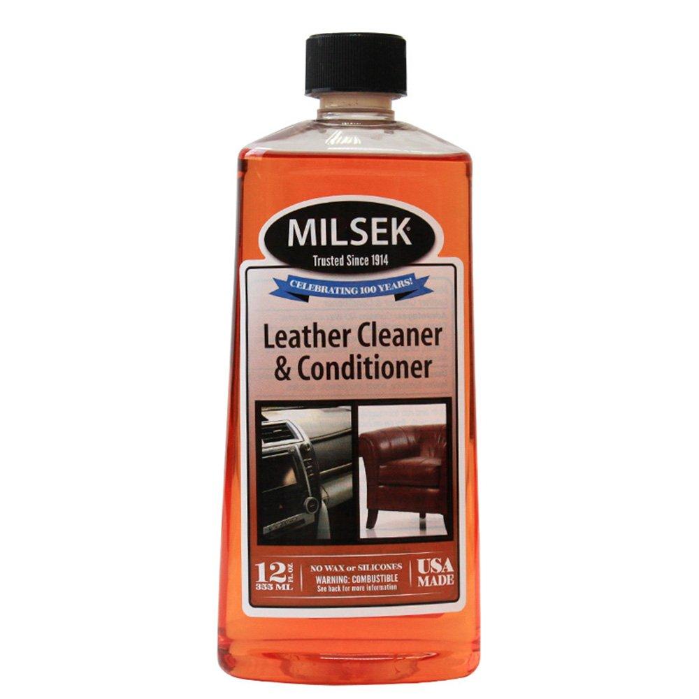 Amazon.com: Milsek LC-12 Vinyl / Leather Cleaner and Conditioner ...
