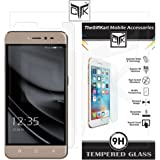 TheGiftKart Ultra Clear Premium HD Tempered Glass Screen Protector for Coolpad Note 5 Lite
