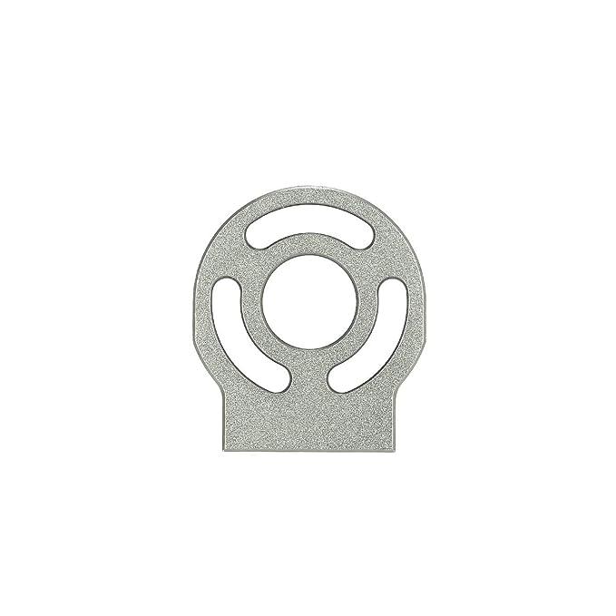 Fannty Aleaci/ón de Aluminio 3650 3670 540 Soporte de Montaje del Motor sin escobillas Compatible con 1//8 1//10 Escala Kyosho HSP SST