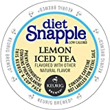 Snapple Diet Lemon Iced Tea, 88 Count
