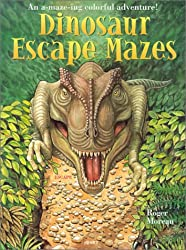 Dinosaur Escape Mazes