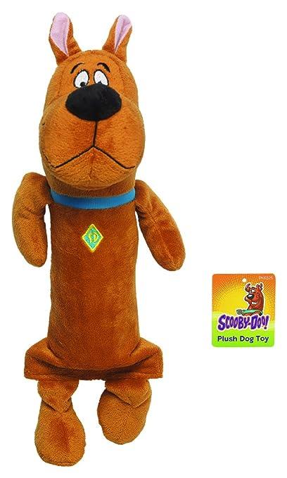 Scooby-Doo peluche con botella de agua